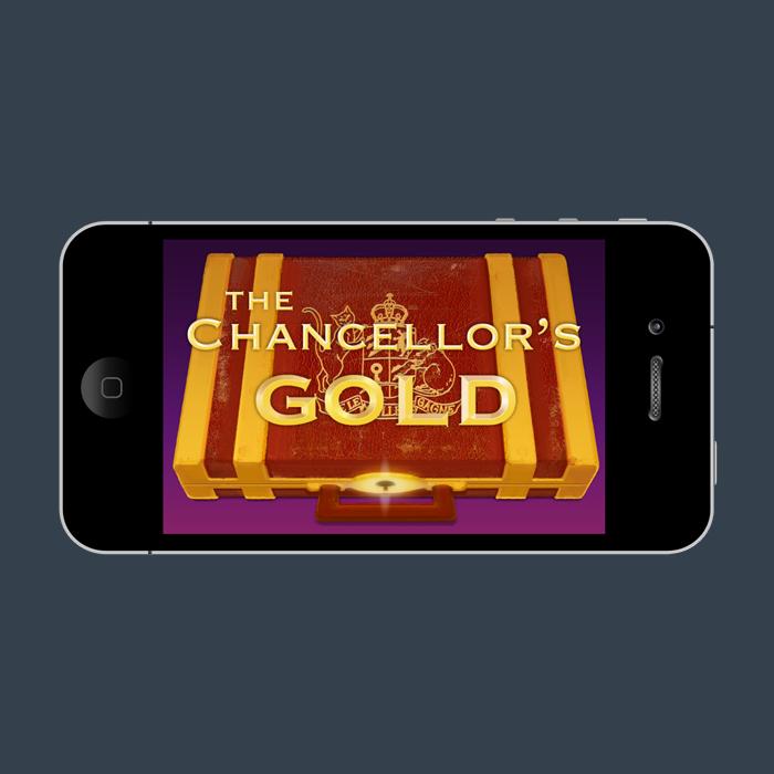 The Chancellor's Gold app